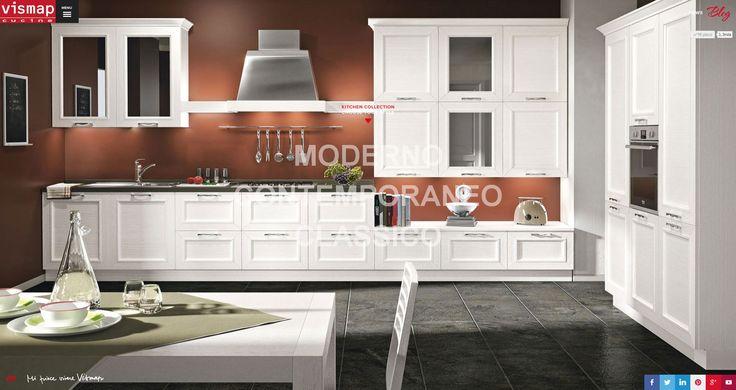 Vismap Cucine offre un ricco e repertorio di #cucine , composto da #ModelliClassici, #ModelliContemporanei e #ModelliModerni,   Da sempre l'azienda realizza una produzione competitiva e all'avanguardia e i cui evidenti tratti distintivi si possono riassumere nell'alto contenuto di qualità e nell'alto contenuto di design!  www.vismap.it