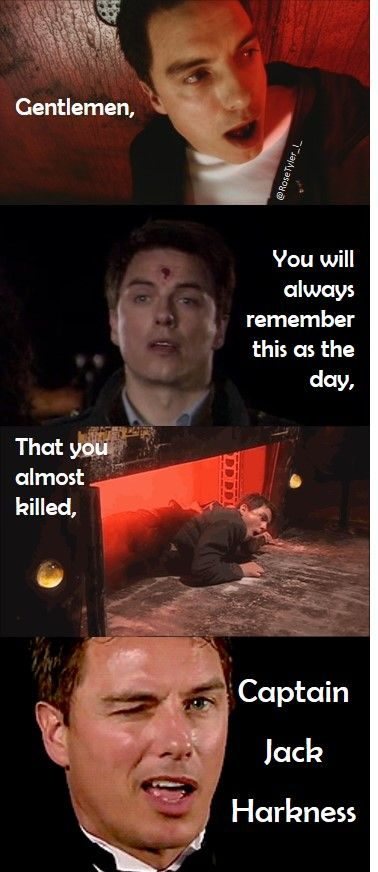 Captain Jack Harkness, doctor who/pirates of the Caribbean crossover