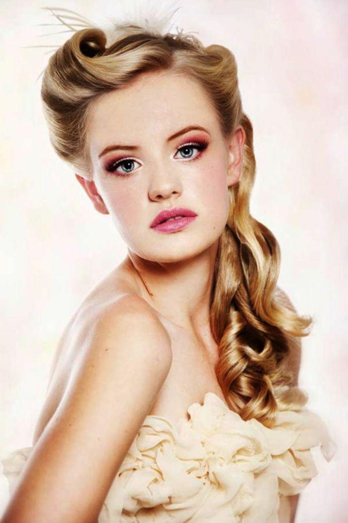 15 best Baston 15 images on Pinterest | 15s hair, Hairdresser ...