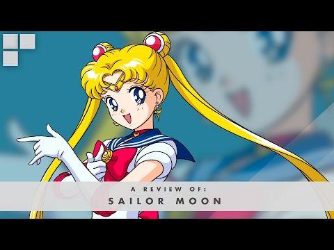 GR Anime Review: Sailor Moon - YouTube
