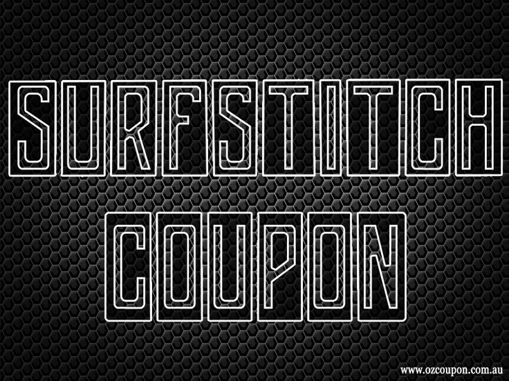 Check this link right here http://www.ozcoupon.com.au/store/surfstitch/ for more information on Surfstitch Coupon. At most times it is specified on the Surfstitch Coupon code itself that only one promotion may be used per transaction or per purchased item. However, you may get additional savings by looking for a rebate on item purchased with a coupon code. These rebates are available a plenty on electronic devices, computers, software and home improvement items.