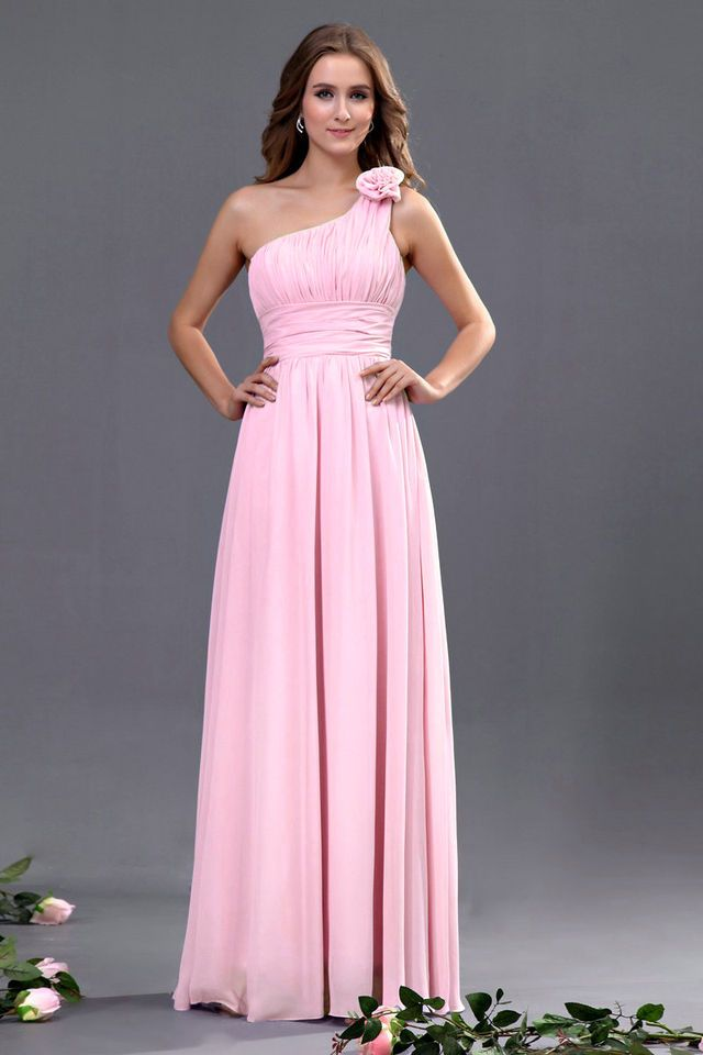 Pastel pink bridesmaid dresses | Wedding | Pinterest ...