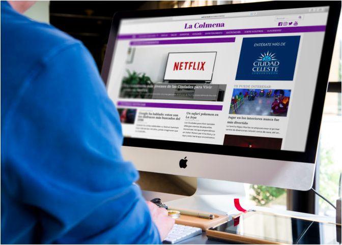 Realizamos el rediseño del sitio web anterior. La Colmena funciona como un periódico virtual para la comunidad de la Vía Samborondón, por lo que se buscó hacerlo similar a un periódico real adaptando ciertos detalles a un diseño web funcional.