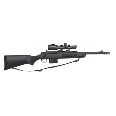 Mossberg MVP Scout, Bolt Action, 7.62x51mm, Centerfire, 27778, 015813277785