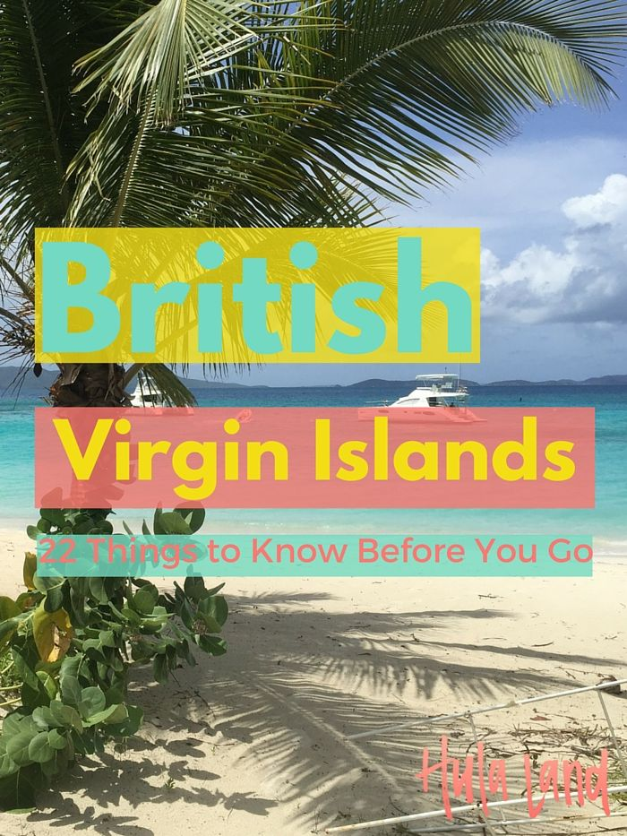 22 Things to Know Before You Go to the BVIs