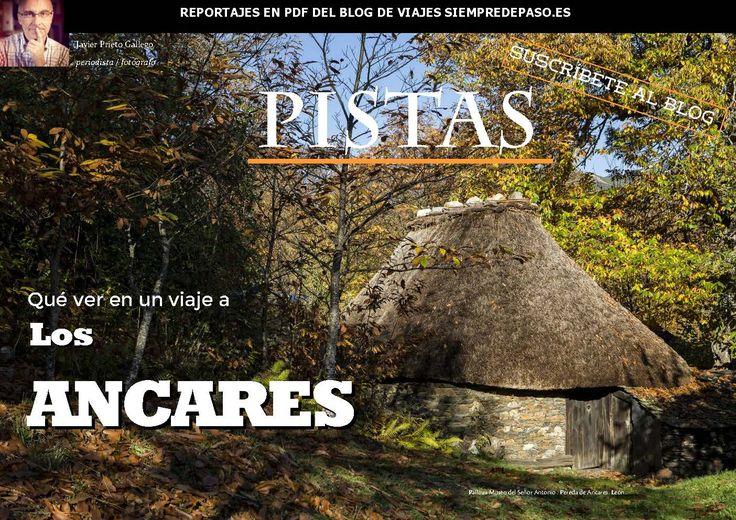 Reportaje en PDF del blog multimedia de viajes SIEMPRE DE PASO.