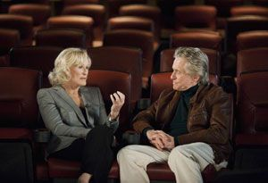 Glenn Close And Michel Douglas Fatal Attraction Reunion.
