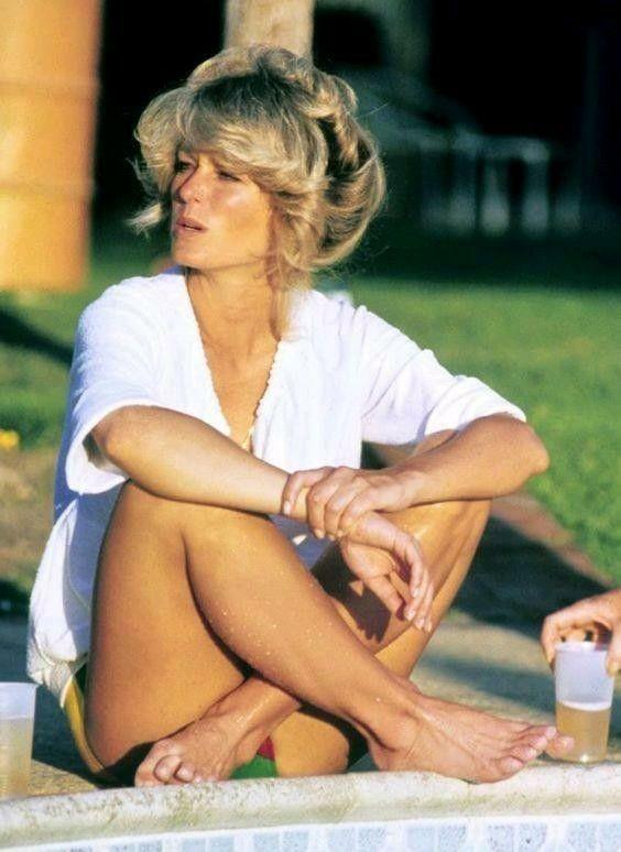 Farrah Fawcett, 1981.   Farrah fawcett, Celebrities