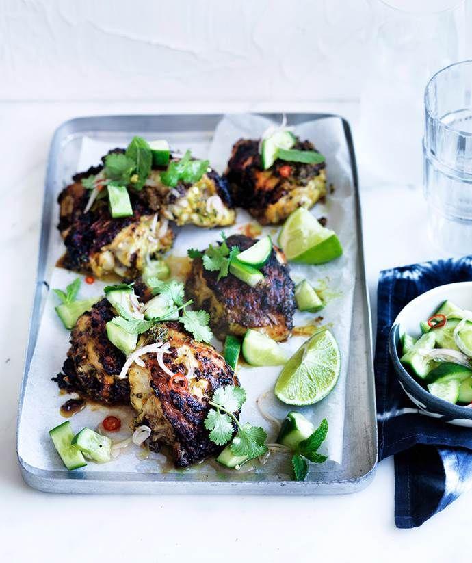 Chicken Dishes Made For Summer Summer Chicken Recipes Recipes Cucumber Salad