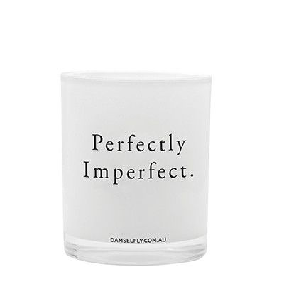 Perfectly Imperfect - LRG Candle from DAMSELFLY