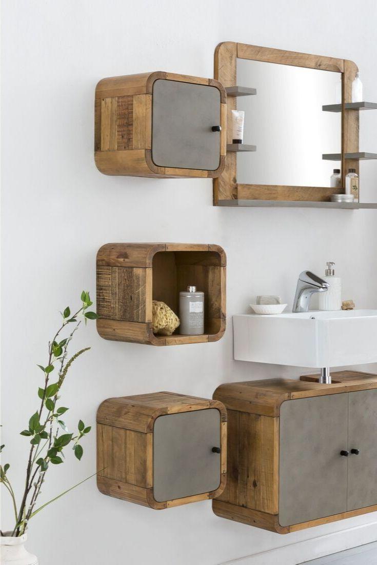 Bad Regal Dingle 1turig Regal Bad Regal Badezimmer Spiegelschrank