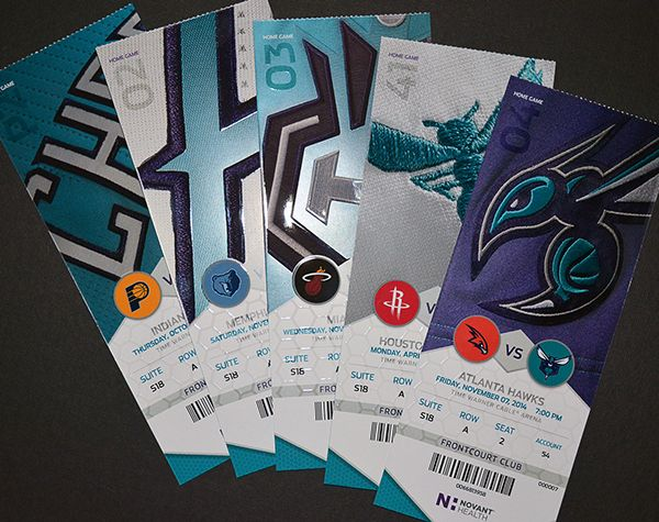 Season Ticket Brochure Design Sports Advertising Pinterest - how to design a ticket for an event