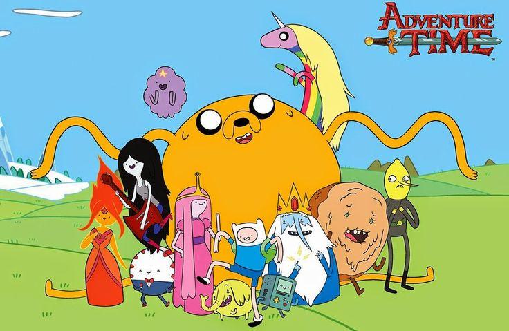 Sobre Hora de Aventura  Quem aí curte Hora de Aventura (HDA)? O desenho mais nonsense e ao mesmo tempo inteligente e cheio de mistérios dos últimos tempos? Claro, que eu sou super fãnzaça da turminha da terra de OOO né!!!! E ontem o Cartoon Network anunciou que a série animada irá se encerrar em 2018, para minha tristeza e de muitos outros fãs do cartoon. #cry