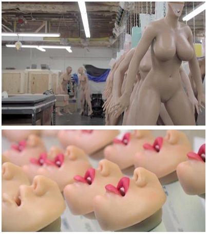 Bambola gonfiabile Harmony: la sexy umanoide che parla, sorride e memorizza le preferenze degli uomini  QUI>>http://tormenti.altervista.org/bambola-gonfiabile-harmony/