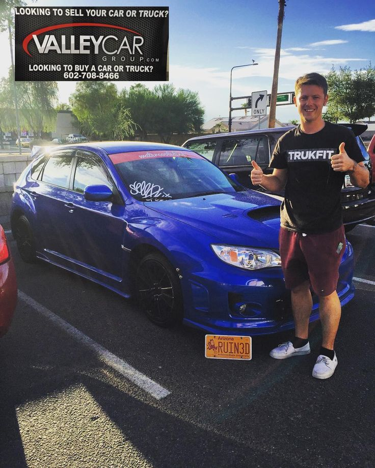 2014 Subaru WRX thanks to Johnny. #sellmycar #buymycar #valleycargroupmxteam #valleycargroup #subaruwrx  Join the 7,500+ satisfied Valley Car Group customers! Visit www.valleycargroup.com TODAY and we'll provide the best price for your vehicle! #car #cars #deals #auto #carsforsale #business #valleycargroup #marketing #infographics #socialmedia #smm #automobile #automobiles #biz #entrepreneur #customers #customerservice #toyota #GMC #nissan #honda #kia #jeep #ford #subaru