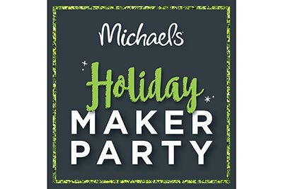 Holiday Maker Party Date: Saturday, November 14 Time: 1:00 pm - 4:00 pm Cost: Cost of supplies Seasons and Celebrations