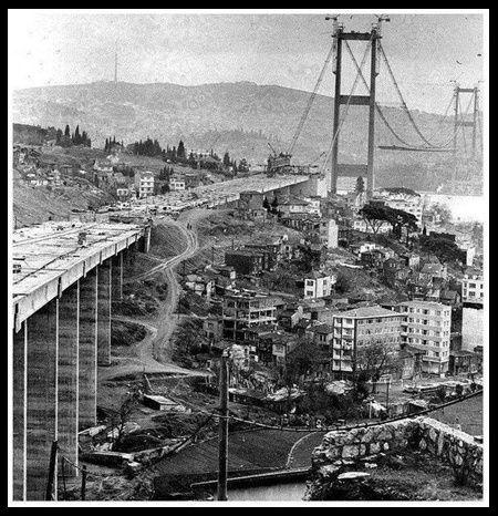 Boğaz Köprüsü İnşası
