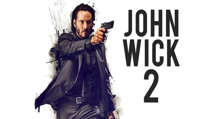 Film John Wick: Chapter 2 - Coming Soon! Keanu Reeves Bakal Gebrak Roma Awal Tahun Nanti