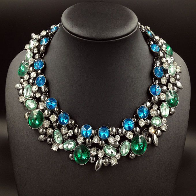 High Quality Statement necklace 2014 women Choker design bib Pendant Necklace Za Necklaces & Pendants Fashion rew Necklaces-in Choker Necklaces from Jewelry & Accessories on Aliexpress.com | Alibaba Group