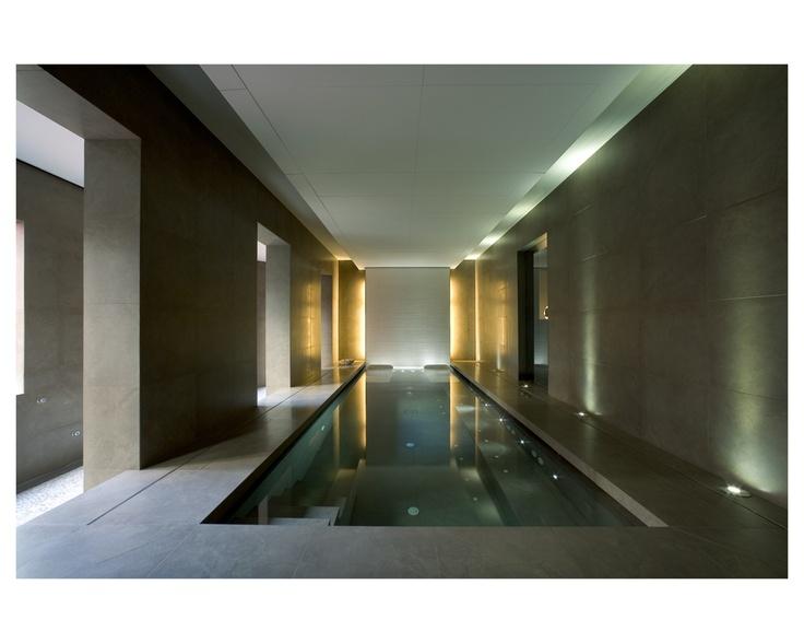 Spa Hotel Omm in Barcelona by architect Juli Capella _