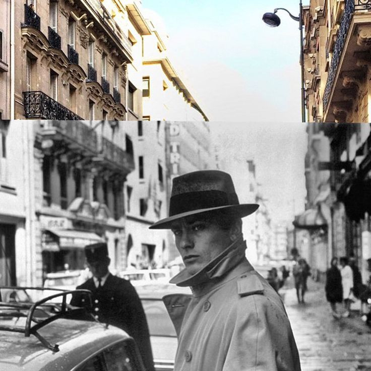 Overlapping Photos Merge Historic Scenes from the Past with the Present