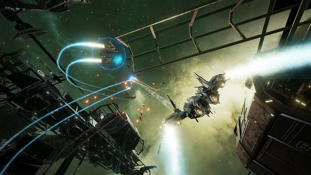 Eve Online developer shelving Valkyrie VR game, closing and consolidating studios