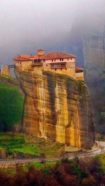One Day Visit, Meteora, Greece