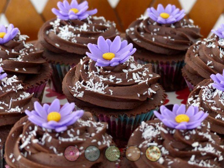 Cupcakes Choco-coco-ron
