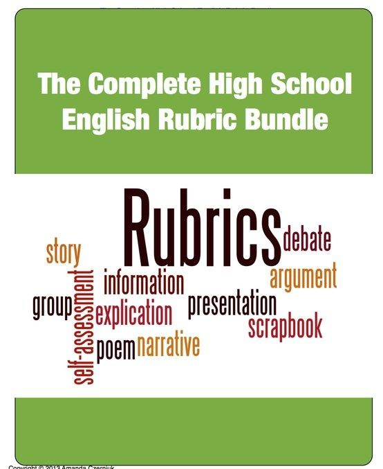 Resources for designing writing assignments and rubrics
