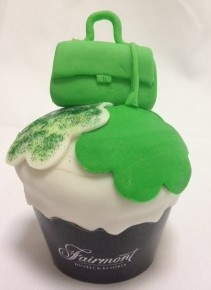 @Chatterworks ♡❤ ❥ #cupcakes  A Sweet St Patricks Day Cupcake by Pastry Chef Claire Verneil of the Fairmont Monte Carlo @FairmontMC.  The Reusable Cupcake Wrapper is designed by katiesheadesign.com  We're Having a St Patricks Day Party! Your INVITED to Pin and Tweet Chat with us: @Chatterworks - @Canapes45 - @KatieSheaDesign - @TheDailyBasics Tweet/Pin with HashTags: #ChatwrksStPat #stpatricksday Tues 3/05 4pm EST Celebrating St Patrick's Day in #recipes, #drinks, #entertaining and…