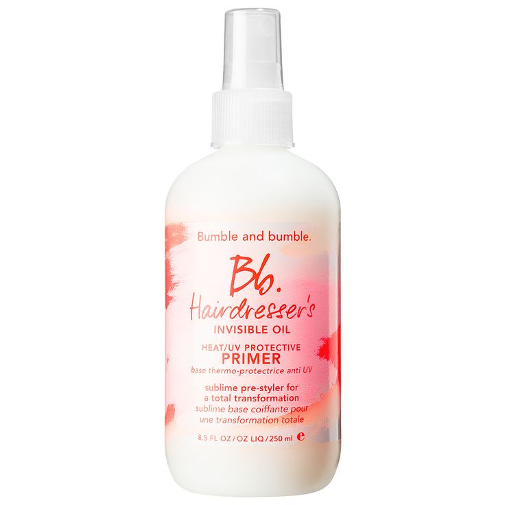New at #Sephora: Bumble and bumble Hairdresser's Invisible Oil Primer #hair #hairstyling
