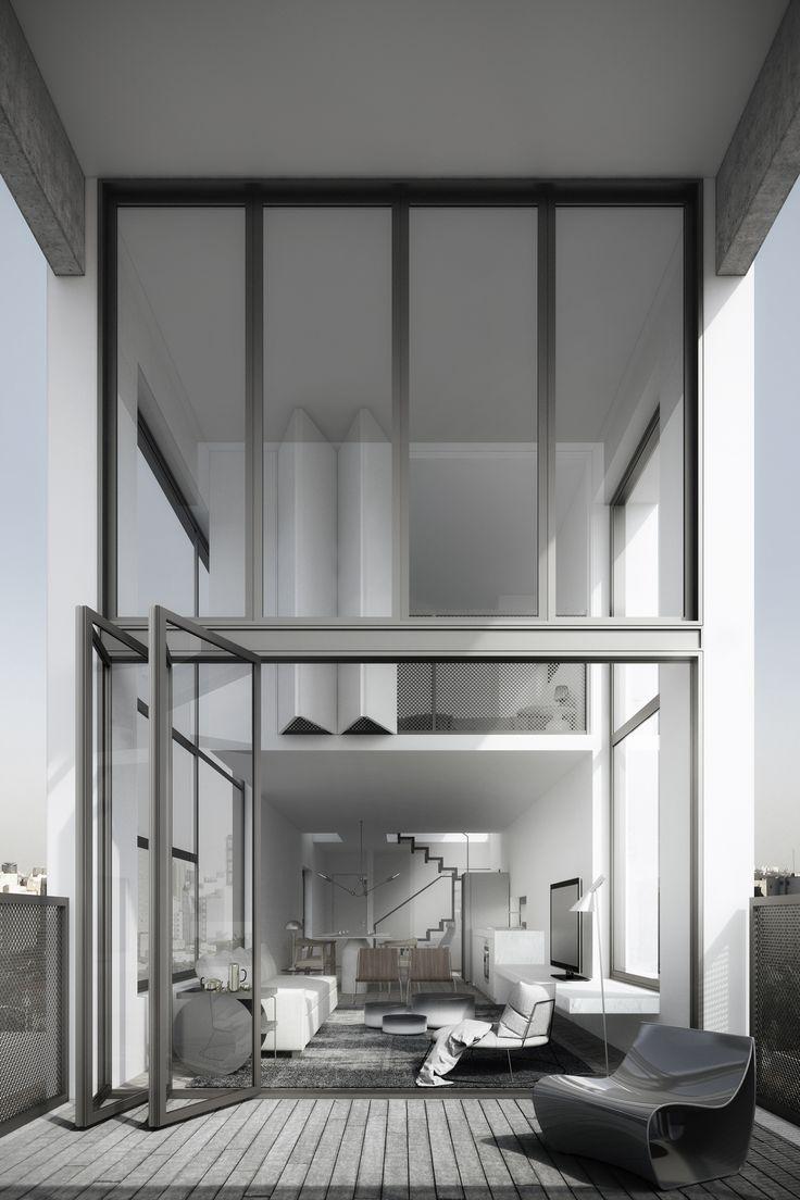 AIR Madalena - Triptyque Triptyque Architecture   São Paulo, Paris
