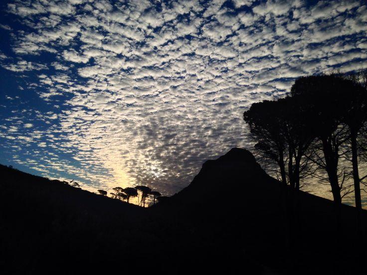 Beautiful Lions Head - Cape Town
