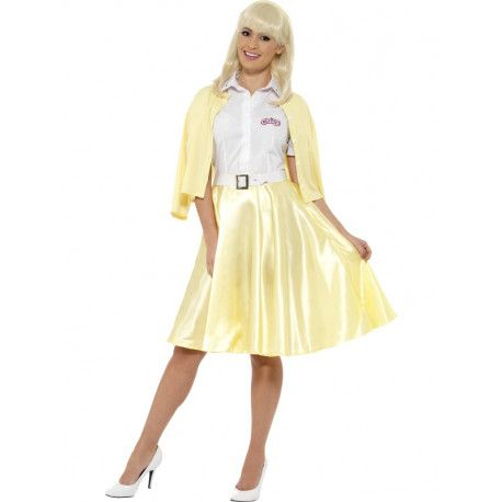 Disfraz de Sandy Amarillo Grease #Grease #Sandy