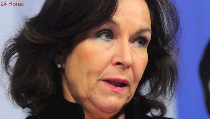 Ministra Krauss defiende retiro de urgencia a Consejo de Ahorro Colectivo