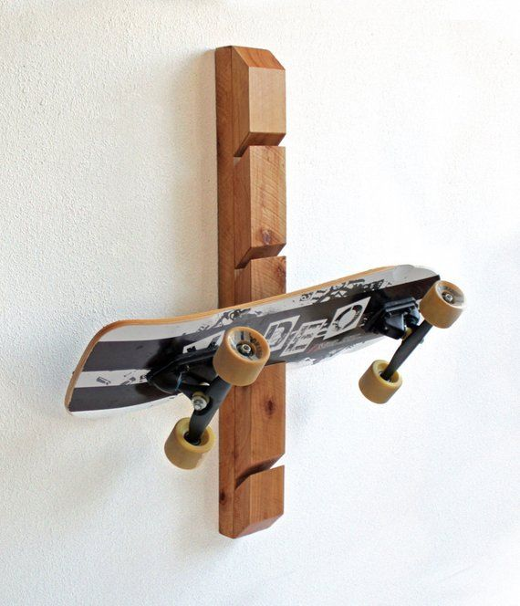 Wall HolderOrganizerSkateboard Rack Skateboard Skateboard Mounted hxtQrsdC