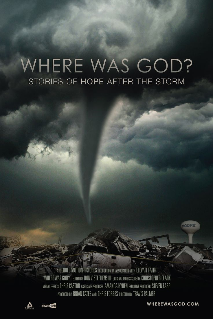 Where Was God? Christian Movie/Film on DVD – CFDb