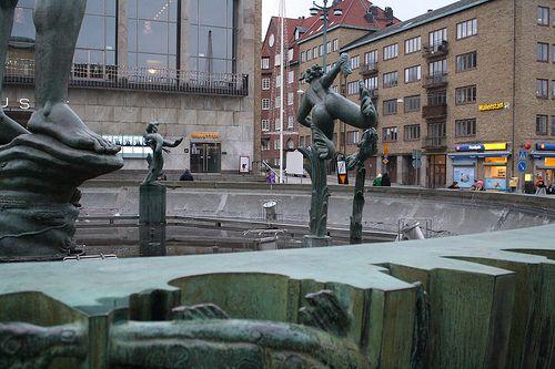 Gothenburg: Kungsportsavenyen