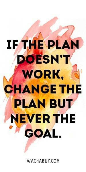 Good Morning!   The #MondayThought for this week is to remember that things aren't always going to work as planned but this shouldn't stop you from getting what you want.   #EngageRotaract #RedefineFriendship #MondayMotivation #District3220