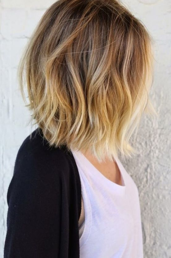Populaire Best 25+ Cheveux blonds sombre ideas on Pinterest | Blonde sombre  QW21