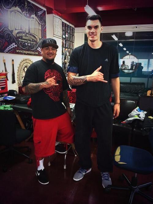 NBA tattoos