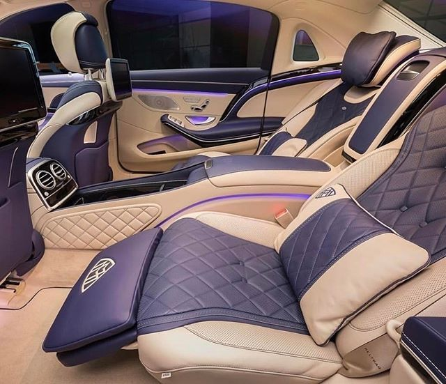 Mercedes Maybach Interior via @SuperCar.Club  | Tag someone who would love this view  - Add the.luxurylife on Snapchat . - Do not forget to Turn on Post Notifications. - Checkout our blog at http://ift.tt/2bL6bXE Photo by @ralf_schick  via LUXURY LIFE MAGAZINE OFFICIAL INSTAGRAM - Luxury  Lifestyle  Culture  Travel  Tech  Gadgets  Jewelry  Cars  Gaming  Entertainment  Fitness