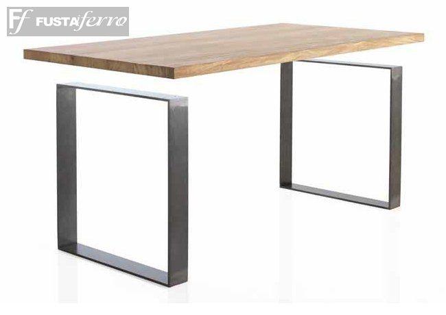 17 mejores ideas sobre mesas en pinterest acero dise o - Patas metalicas para mesas ...