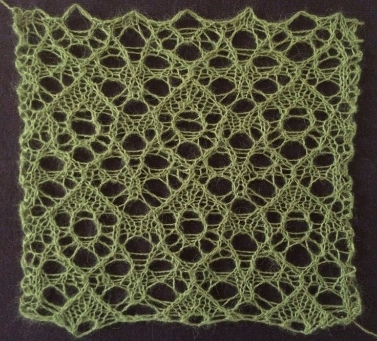 The 43 best free lace design images on Pinterest | Knit patterns ...