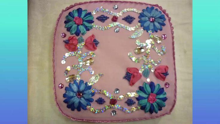 Идеи для вышивки фитоподушечек