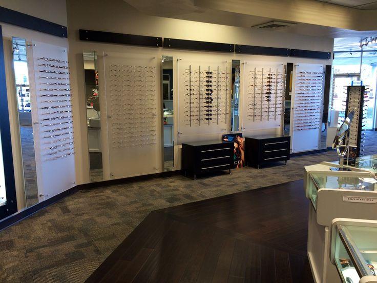 Optical dispensary example 92 for Optical store designs interior