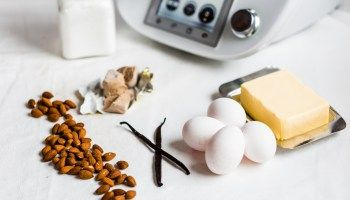 Thermomix Baking Ingredients
