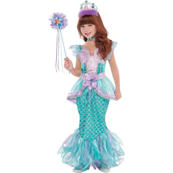 Toddler Girls Ariel Supreme Costume - The Little Mermaid