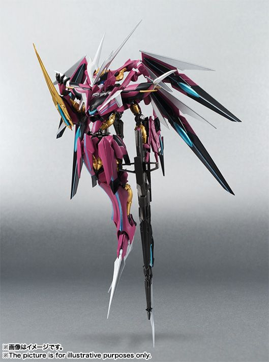 MECHA GUY: Robot Spirits (Side RM) Cross Ange: En-Ryu-Go - New Images & Release Info