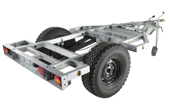 Chaser Adventure Trailer Chassis View Smaller 4 Side